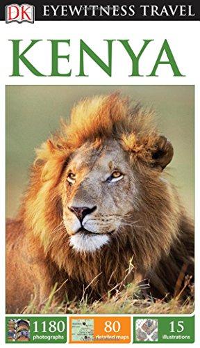 DK Eyewitness Travel Guide: Kenya (DK Ey