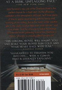 Livres Couvertures de The Shining