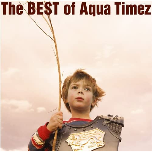 The BEST of Aqua TimezをAmazonでチェック
