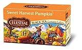 Celestial Seasonings Sweet Harvest Pumpkin Black Tea, 20-Tea Bags, 2.3oz.