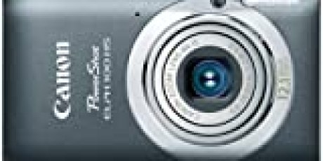 Canon PowerShot ELPH 100 HS 12.1 MP Review