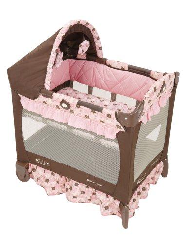 fd8399f25da Graco Travel Lite Crib with Bassinet
