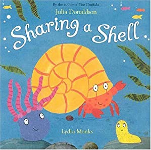 """Cover of """"Sharing a Shell"""""""