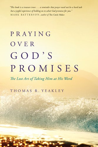 Praying over God's Promises