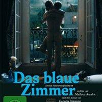 Das blaue Zimmer / Regie: Mathieu Amalric. Buchvorlage: Georges Simenon. Darst.: Léa Drucker ; Mathieu Amalric ; Stephanie Cléau [...]