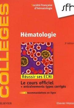 Livres Couvertures de Hématologie