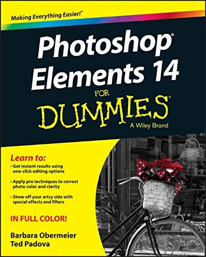 1119131944 – Photoshop Elements 14 For Dummies