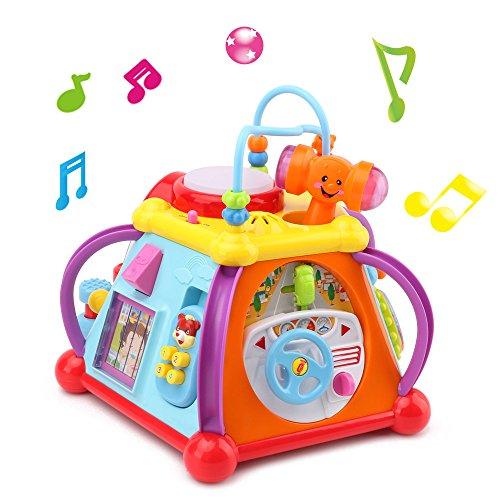 Wishtime 人気のやみつきごっこ遊び よくばりボックス いたずら18ヶ月からやりたい放題 おもちゃ 赤ちゃん 幼児 知育玩具 51hg8cSvqBL