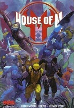 Livres Couvertures de House Of M