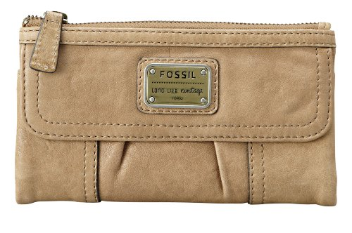 Fossil Emory Clutch - Camel