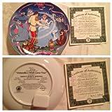 Bradford Exchange Disney Collectible Plate Cinderella's Wish Come True
