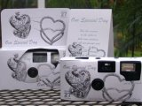 10-Pack-Antique-Silver-Hearts-Wedding-Disposable-35mm-Cameras-in-Gift-Boxes-with-Matching-Tents-27-Exp