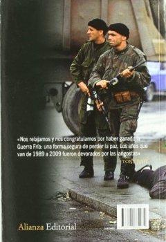 Portada del libro deLa fábrica de las fronteras: Guerras de Secesión yugoslavas, 1991-2001 (Alianza Ensayo)