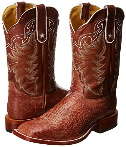 2391f4c535c Tony Lama Men s Vintage Smooth Ostrich Western Boot