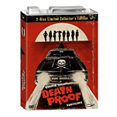 Death Proof - Todsicher (Collector's Edition)