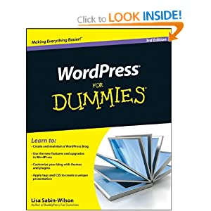 WordPress For Dummies (For Dummies (Computers))
