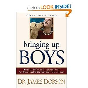 Bringing Up Boys - James Dobson