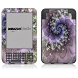 "DecalGirl Protective Kindle Skin (Fits 6"" Display, Latest Generation Kindle) Turbulent Dreams (Matte Finish)"