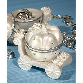 Cinderella Themed Curio Box Wedding Favor (Qty.8)