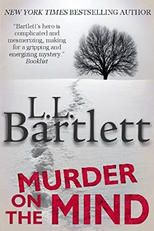 Murder on The Mind (A Jeff Resnick Mystery) by L.L. Bartlett