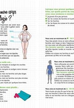 Livres Couvertures de Mon cahier Body training NE