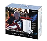 PLAYSTATION 3(40GB) デビル メイ クライ 4 プレミアムBDパック セラミックホワイト