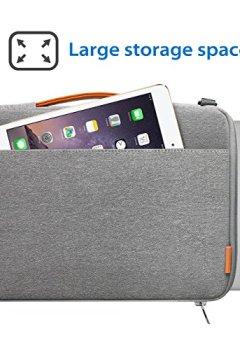 e9b2396a74 Livres Couvertures de Inateck sac à bandoulière pour ordinateurs portables  15 pouces, ThinkPad, Acer