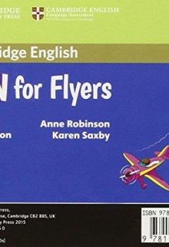 Livres Couvertures de Fun for Flyers Audio CDs (2)
