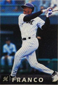 カルビー 野球カード 1998 E-16 フランコ イーストスペシャル 千葉ロッテマリーンズ