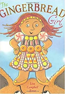 "Cover of ""The Gingerbread Girl"""
