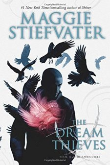 The Dream Thieves (The Raven Cycle) by Maggie Stiefvater| wearewordnerds.com