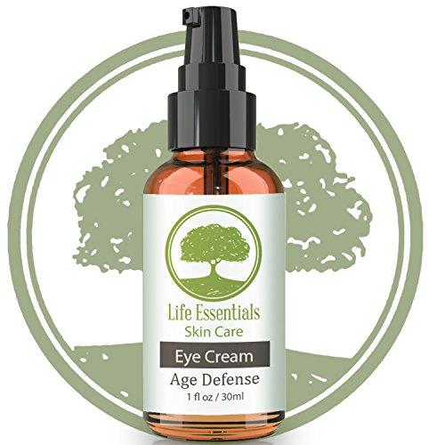 Life Essentials Skin Care - Best Under Eye Treatment