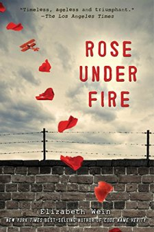 Rose Under Fire by Elizabeth Wein| wearewordnerds.com
