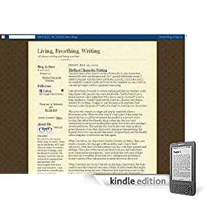 Living, Breathing, Writing (Kindle Edition)