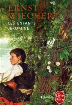 Livres Couvertures de Les Enfants Jéromine