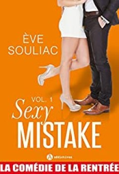 Livres Couvertures de Sexy Mistake, Tome 1