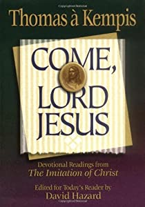 "Cover of ""Come, Lord Jesus (Rekindling th..."