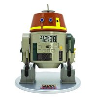 STAR WARS | your very own Rebel astrometric Chopper Alarm clock.. ?