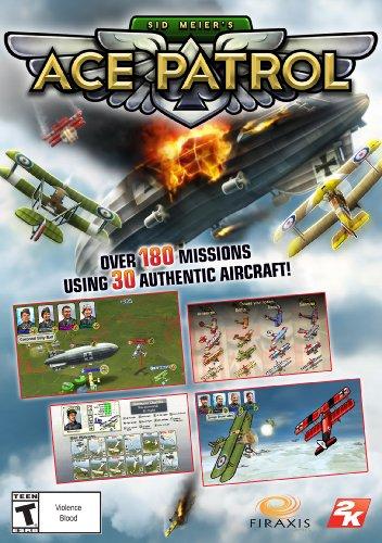 Sid Meier's Ace Patrol(英語版) [オンラインコード] [ダウンロード]