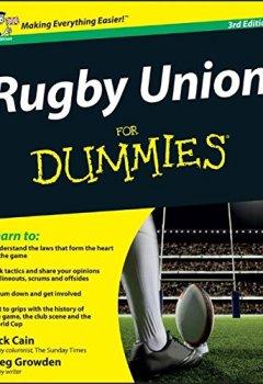 Livres Couvertures de Rugby Union For Dummies