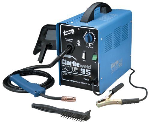 Wire Welder For Sale | Clarke We6480a 120 Volt Fluxcore Wire Welder Review For Sale Best