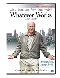 "Cover of ""Whatever Works"""