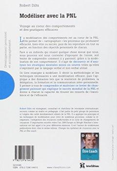 Livres Couvertures de Modéliser avec la PNL - Voyage au coeur des comportements et des pratiques efficaces
