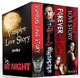 Box Set: Vampire Love Story Series (Four paranormal romance novels)