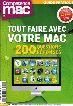 Livres Couvertures de Tout faire avec votre Mac en 200 questions-réponses