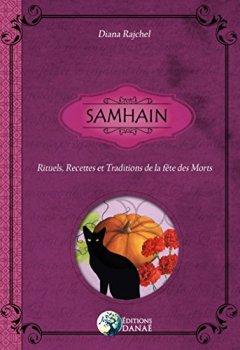 Livres Couvertures de Samhain: Rituels, Recettes et Traditions de la Fête des Morts