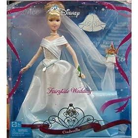 Disney Princess Fairytale Wedding Cinderella Doll