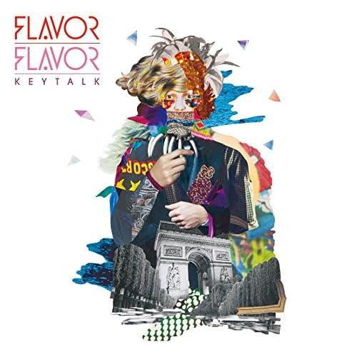 FLAVOR FLAVORをAmazonでチェック!