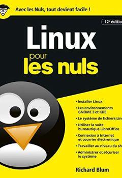 Livres Couvertures de Linux pour les Nuls, 12ème éd