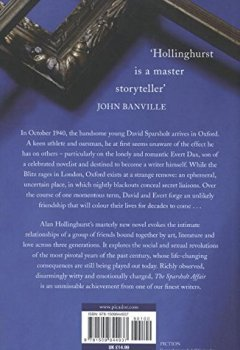 Livres Couvertures de The Sparsholt Affair
